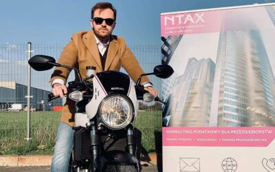 NTAX – Biuro rachunkowe z Krakowa weźmie udział w Distinguished Gentleman's Ride