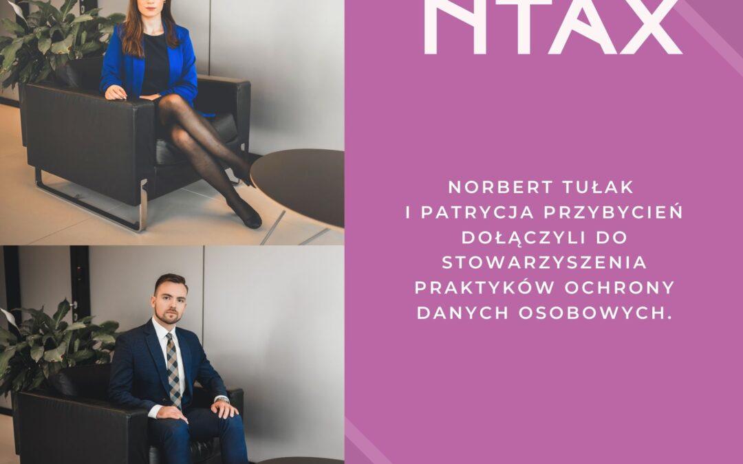 Ochrona danych osobowych – NTAX Biuro rachunkowe podnosi kompetencje.